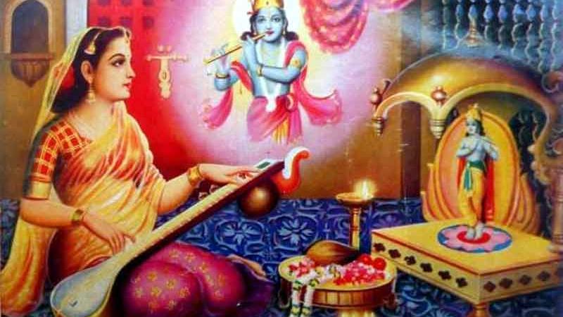 ભગવાન શ્રીકૃષ્ણનાં અનન્ય ભક્ત મીરાંબાઈ
