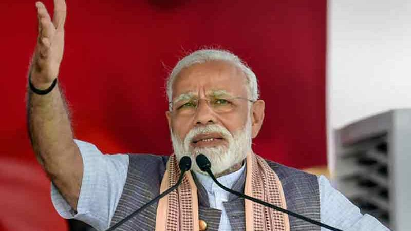 રાજીવ ગાંધીએ યુદ્ધ જહાજ INS વિરાટનો ટેક્ષીની જેમ કર્યો હતો ઉપયોગ : PM મોદી