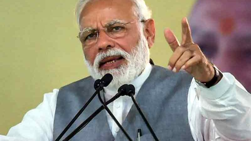 સાધ્વી પ્રજ્ઞાની ઉમેદવારી પર PM મોદીએ કહ્યું, કોંગ્રેસને મોંઘુ પડશે