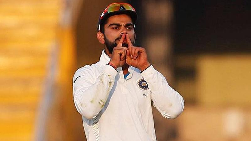 ફેને લખ્યુ  'ભારતીય ક્રિકેટર્સ કરતા વિદેશી ક્રિકેટર્સ વધારે પસંદ'  વિરાટે આપ્યો આવો જવાબ