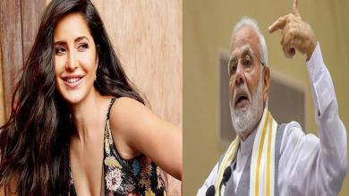 'PM મોદી સાથે ડિનર ડેટ પર જવાની ઇચ્છા છે': કેટરિના કૈફ