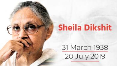 દિલ્હીના પૂર્વ મુખ્યમંત્રી અને કોંગ્રેસના દિગ્ગજ નેતા શીલા દીક્ષિતનું નિધન