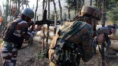 LoC પર ઘૂસણખોરીનું ષડયંત્ર નિષ્ફળ  ભારતે BATના 2 સૈનિકોને માર્યા ઠાર