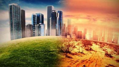 માનવ ઈતિહાસમાં પહેલી વાર CO2 રેકોર્ડ સ્તરે પહોંચ્યું