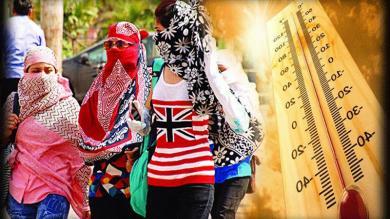 ગુજરાત પર સુર્યદેવ કોપાયમાન, ઠેર-ઠેર ઓરેન્જ એલર્ટ, લોકો પહોંચ્યા સ્નો પાર્ક