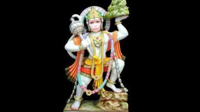 કુતુબ મિનાર કરતાં પણ ઊંચી હનુમાનજીની 51 ફૂટની મૂર્તિ