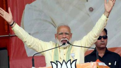 બિહારમાં કેમ PM મોદીએ કૃષ્ણ અને સુદર્શન ચક્રની વાત કરી?