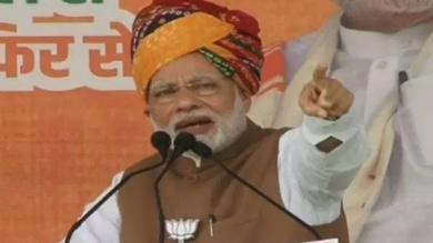 70 વર્ષમાં કેમ ના થઇ શક્યો કરતારપુર કોરિડોર  કોંગ્રેસ જવાબ આપેઃ PM મોદી