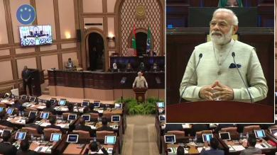 માલદીવની સંસદમાં PM મોદીએ કહ્યું- ભારત હંમેશા તમારી સાથે રહ્યું અને રહેશે