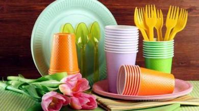 પ્લાસ્ટિકના કપ, પ્લેટ અને ચમચીઓ જેવી વસ્તુઓ હવે નહીં મળે