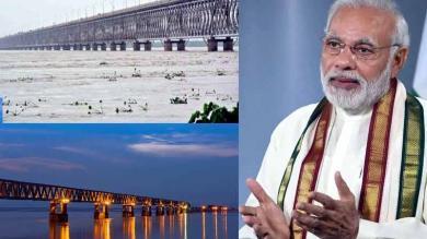 PM મોદી કરશે 25મીએ દેશના સૌથી લાંબા રેલ-માર્ગ પુલનું ઉધ્ધાટન...