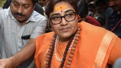 પ્રજ્ઞા સિંહે નાથૂરામ ગોડસેને બતાવ્યા 'દેશભક્ત', BJPએ કહ્યું- માફી માંગો