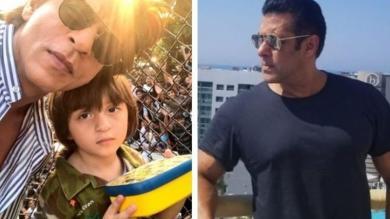 ''સલમાનની જેમ અબરામ પણ દરેક છોકરીને I LOVE YOU કહી દે છે'': શાહરૂખ ખાન