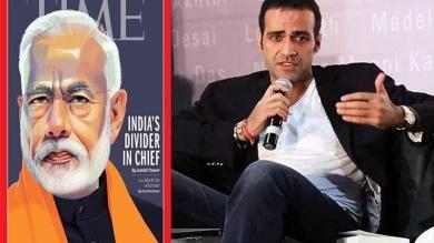 TIME આર્ટિકલ: જાણો કોણ છે PM મોદી પર કવર સ્ટોરી લખનાર આતિશ તાસિર