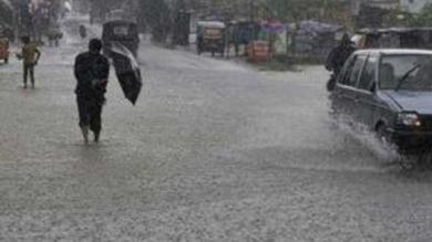 અમદાવાદ-મહેસાણા-આણંદ-કચ્છમાં ધોધમાર વરસાદ  ફરી વરસાદી સિસ્ટમ સક્રિય