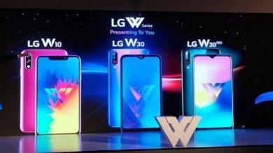 LGએ લોન્ચ કર્યા W સીરીઝના ત્રણ નવા સ્માર્ટફોન્સ, આ છે ખાસ ફીચર્સ