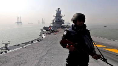 સમુદ્ર મારફતે હુમલો કરવાની ફિરાકમાં આતંકીઓ, નેવી અલર્ટ